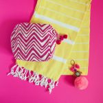 Yellow Hammam Towel